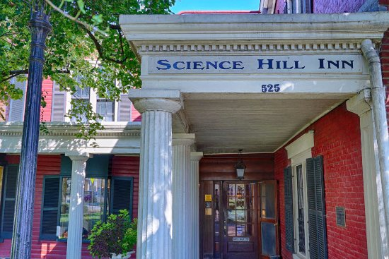 Shelbyville, KY: Part of the Science Hill Complex