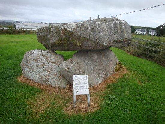 Ballina, Ierland: Dolmen of the Four Maols