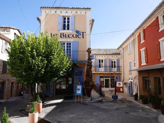 Banon, Prancis: vue de devant