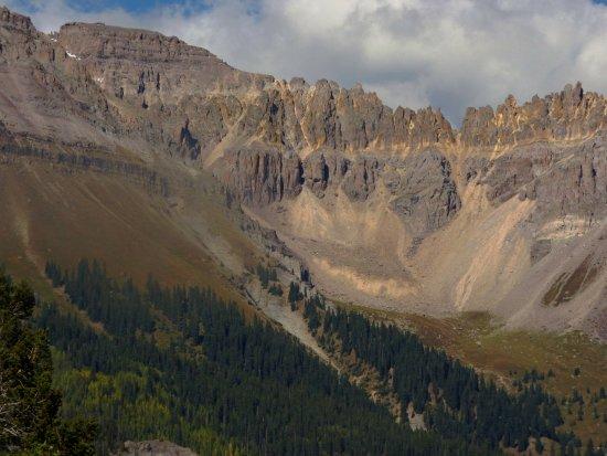 Telluride, CO: Gondola view 3