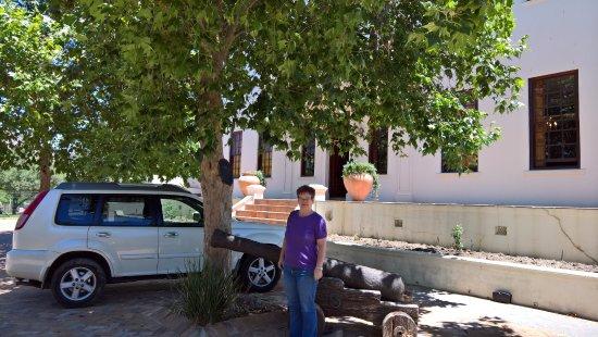 Klapmuts, แอฟริกาใต้: Mitre's Edge