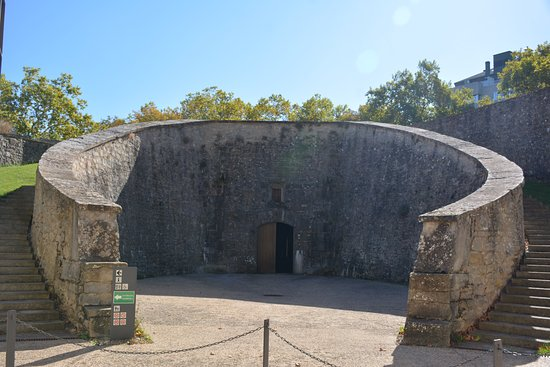 Centro de Interpretacion de las Fortificaciones de Pamplona