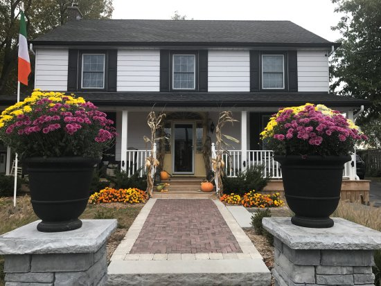 Bloomfield, Canada: Thanksgiving decorations