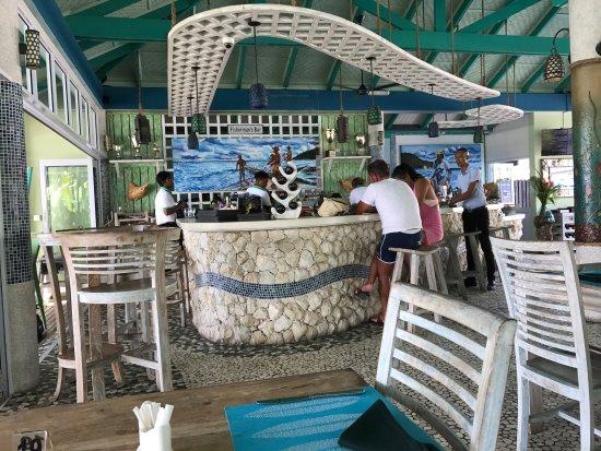 Bild von fish trap restaurant bar la digue for Louisiana fish bar