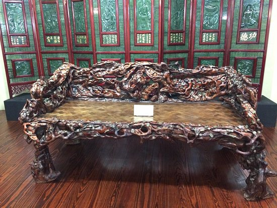 Brilliant Carved Bench In Front Of Jade Screen Picture Of Belz Lamtechconsult Wood Chair Design Ideas Lamtechconsultcom