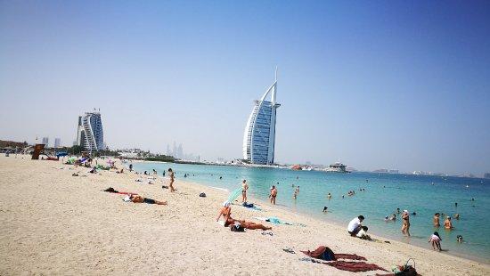 burj al arab - picture of jumeirah public beach, dubai - tripadvisor