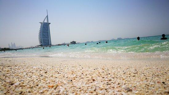 Plage et parc de Jumeira : Burj al Arab