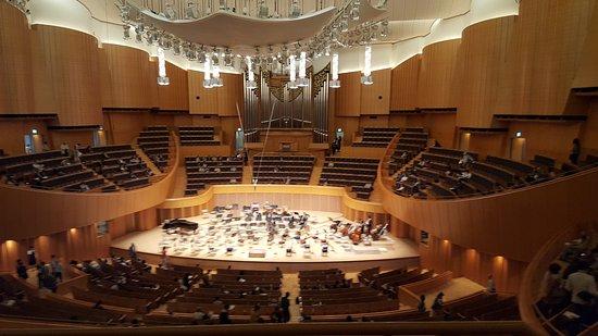 Sapporo Concert Hall Kitara