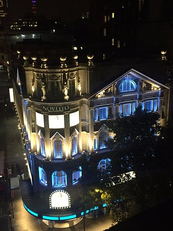 ME London View Of The Novello Theatre From Our Balcony