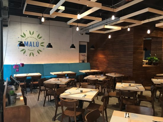 Healthy food with style - Review of Malu Restaurante, Bogota
