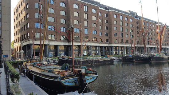 St. Katharine Docks: barche storiche