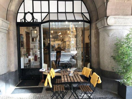 Foto de Fox Coffee Shop, Metz: photo3.jpg - TripAdvisor