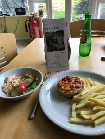 Dolwyddelan, UK: Delicious lunch