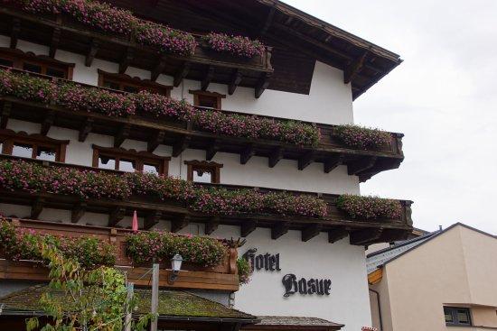 Flirsch, Österreich: unser Zimmer