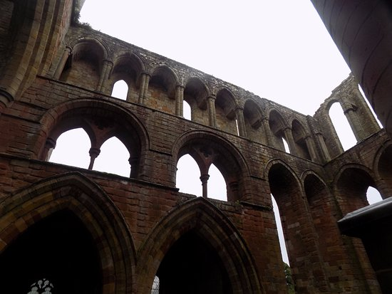Cumbria, UK: lanercost priory
