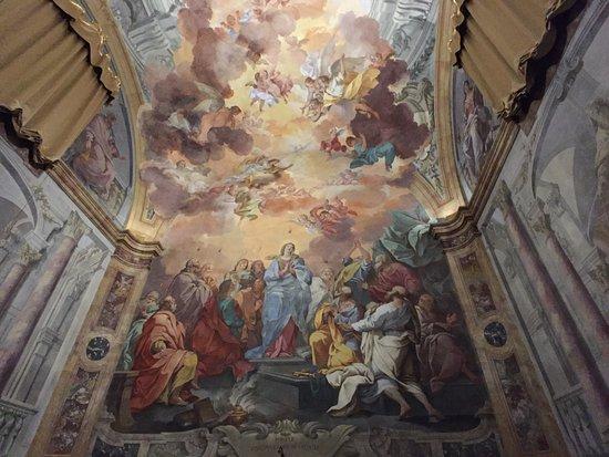 Affreschi foto di chiesa di san leone pistoia tripadvisor for Chiesa di san leone pistoia