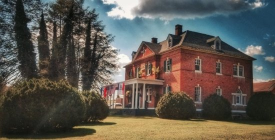 Chilhowie, VA: Tour Antiques at Winterhurst; a beautifully restored historic mansion filled with fine antiques.
