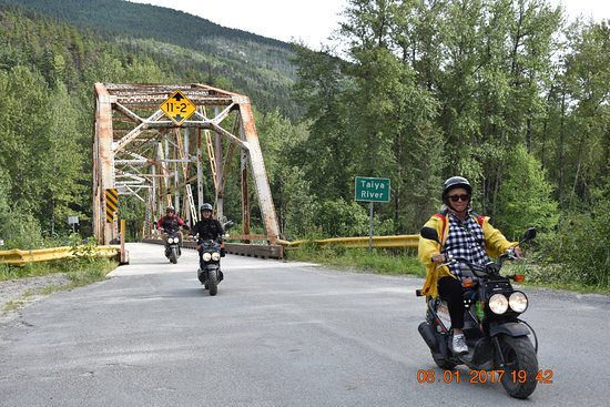 Skagway Scooters Photo