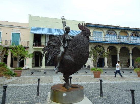 Place Vieille (Plaza Vieja) Photo