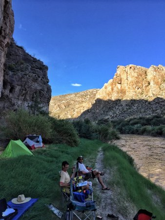 Angell Expeditions: First night awesome campsite. PERFECTION!!!