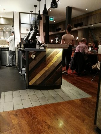 Picture of Gourmet Burger Kitchen