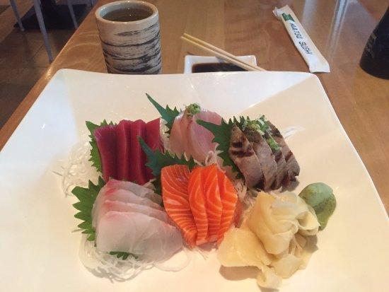 Sashimi Supreme - Matsu Sushi, Westport CT