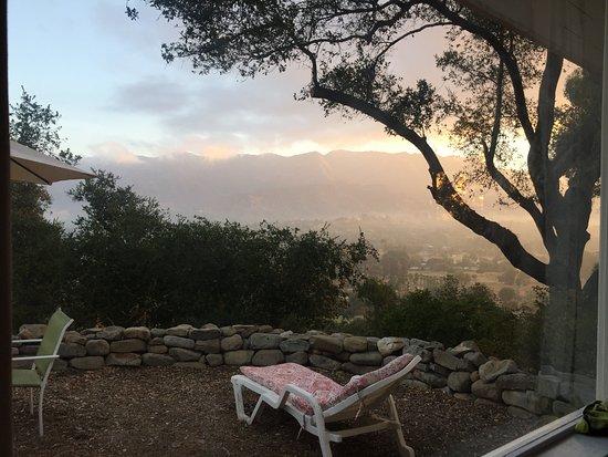 Ojai, CA: Garden Room