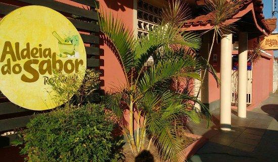 Aldeia do Sabor Restaurante: Fachada