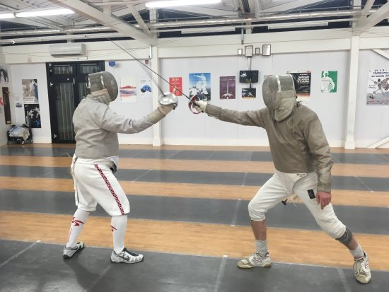 Durham, UK: Fencing for all ages and abilities!