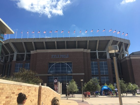 College Station, TX: A&M vs Alabama 10/7/17