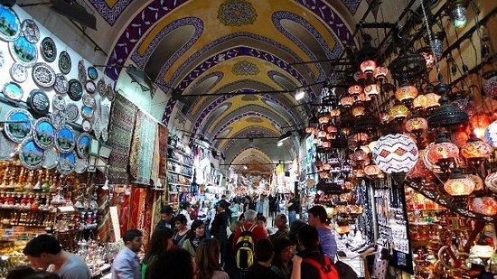 Basileus Hotel: Grand Bazaar