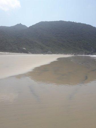 Mocambique Beach: Deserta e linda
