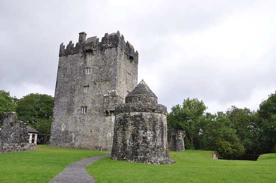 Oughterard, Irland: Aughnanure Castle