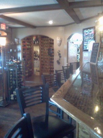 La Plata, MD: Bar area looking towards the exit