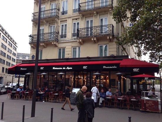 La terrasse de lyon paris bercy nation restaurant reviews phone number photos - Restaurant la terrasse paris ...