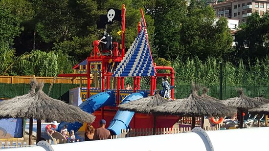 Rosamar Garden Resort: Pool area