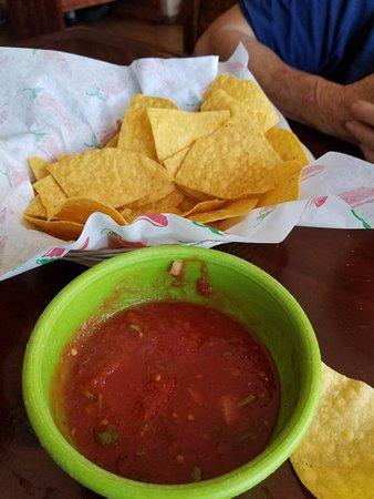 Aledo, IL: Salsa and Chips