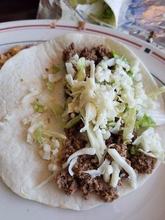 Aledo, IL: Taco