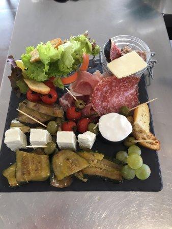 Bucheres, Francia: Quelques exemples de nos plats