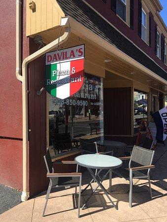 Hackettstown, Nueva Jersey: Davila's