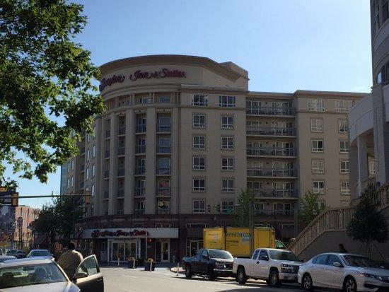 Hampton Inn & Suites Memphis - Beale Street: Nice