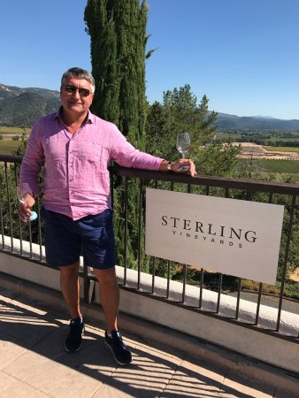 Sterling Vineyards : photo1.jpg