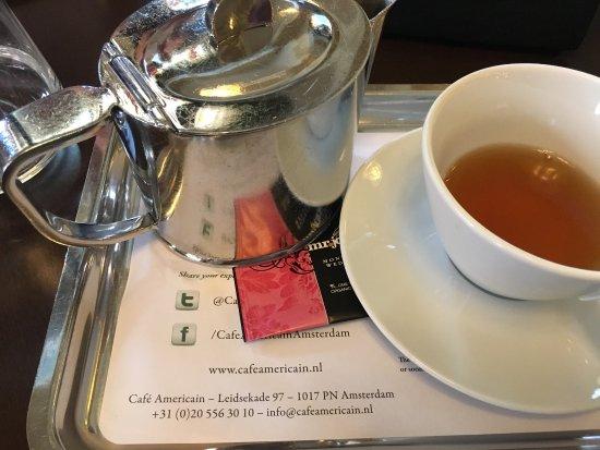 Cafe Americain Amsterdam : photo0.jpg