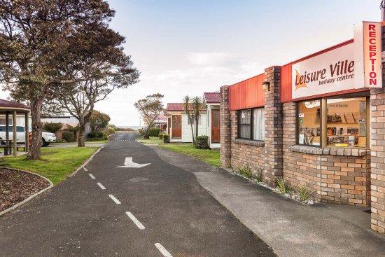 Leisure Ville Holiday Centre: Entrance