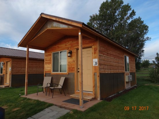 Хэтч, Юта: Our brand new cute little cabin in the woods