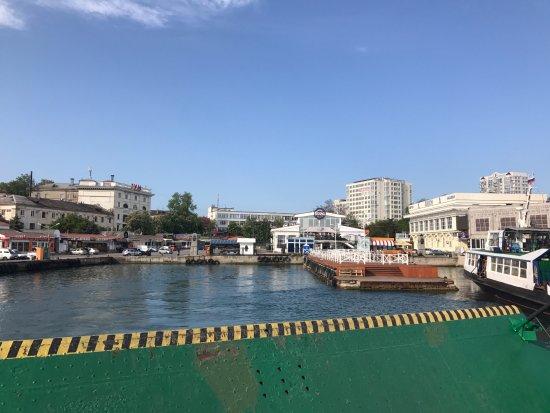 Ferry Artbukhta - Severnaya