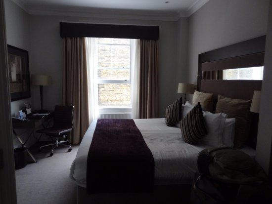 Fraser Suites Queens Gate: Room G01