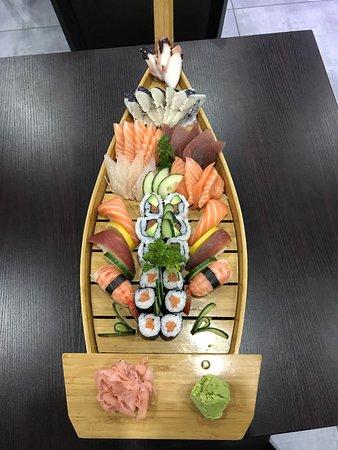 natsu sushi nancy fotos n mero de tel fono y restaurante opiniones tripadvisor. Black Bedroom Furniture Sets. Home Design Ideas