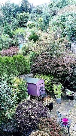 Fernroyd House B&B: The Secret Garden!