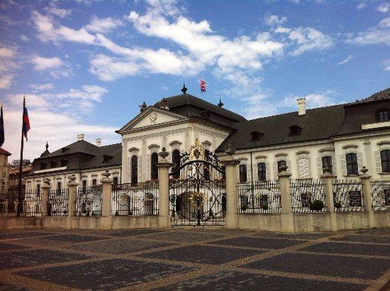 Grassalkovich Presidential Palace: Palais présidentiel